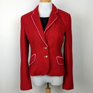 NWT Victoria's Secret Blazer Suit Jacket | sz 14